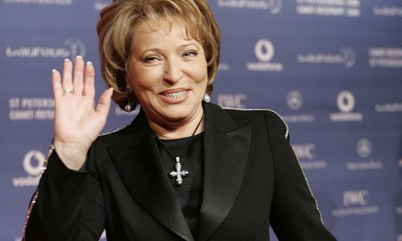 Matvienko: a bill prohibiting civil servants to be treated abroad violates their rights