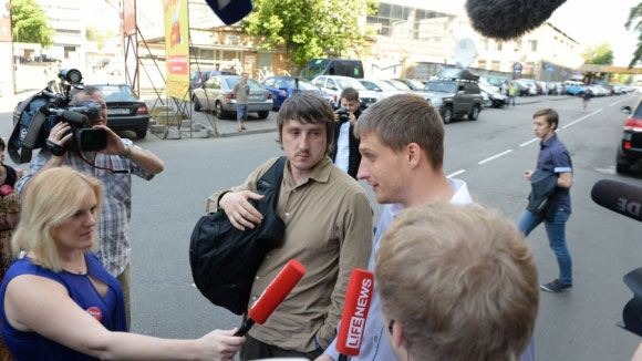 Путин наградил репортеров LifeNews орденами мужества