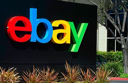 eBay популярен в России уже много лет