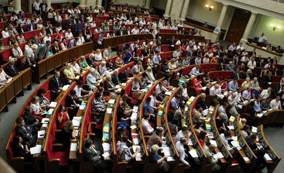 Администрация президента Украины: В досрочных выборах Рады нет необходимости