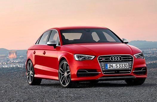 Модельный ряд Audi расширяется