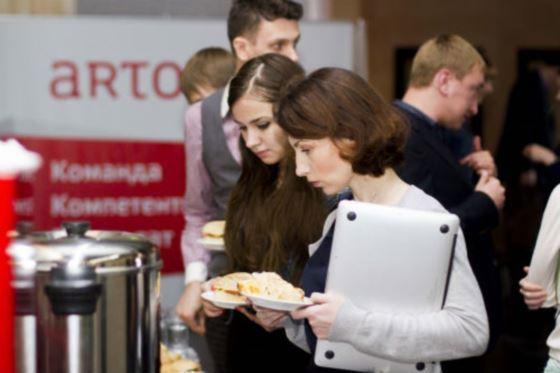 Бизнес-полдник завершает сезон бизнес-завтраков от ARTOX media