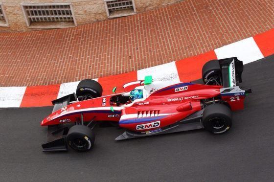 Очередной этап соревнований Формулы Renault 3.5