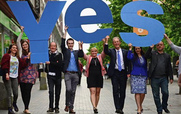 Через четыре месяца в Шотландии пройдет референдум по вопросу независимости