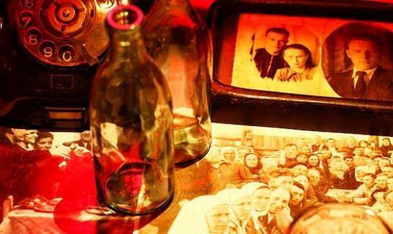 Удивительный музей истории пьянства работает в Москве на ВВЦ