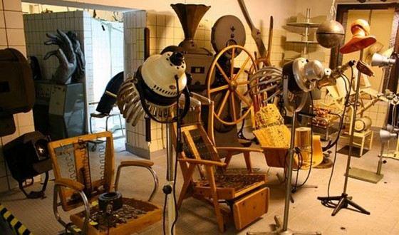 Коллекция музея «Design Panoptikum»