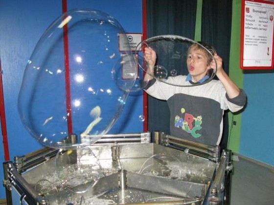 Лабиринтиум - современный детский музей