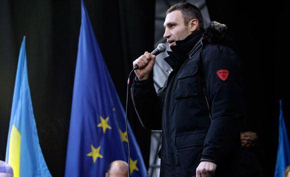 Кличко: Я не сторонник разгона Майдана