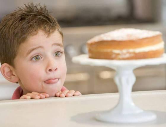 Торт поможет забыть любые невзгоды