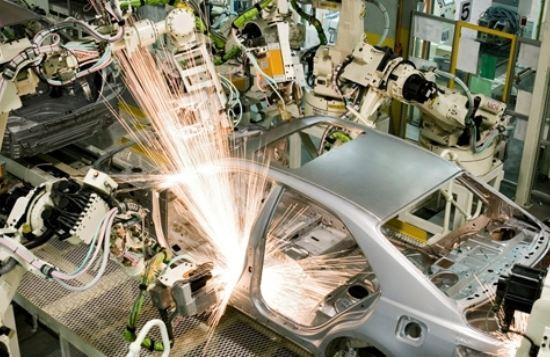 В Toyota автоматизировано 96 процентов сборочных работ