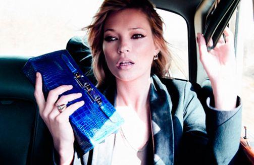Кейт Мосс всегда отличалась великолепным вкусом