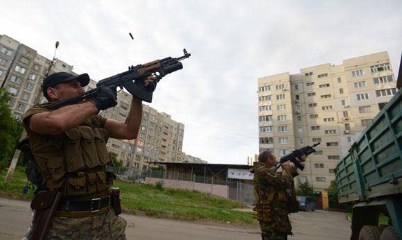 Среди убитых в Луганске оказалась министр здравоохранения ЛНР