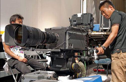 Развитие телевидения - одна из важных задач в Японии