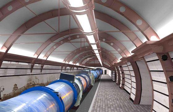 Новые станции метро в Петербурге очень востребованны