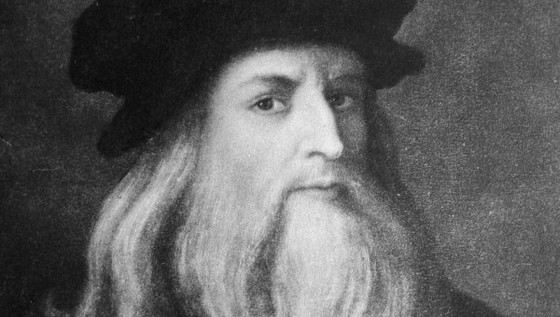 Леонардо да Винчи самый известный художник всех времен и народов