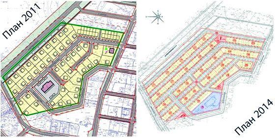 В Екатеринбурге изменен крупный строительный проект