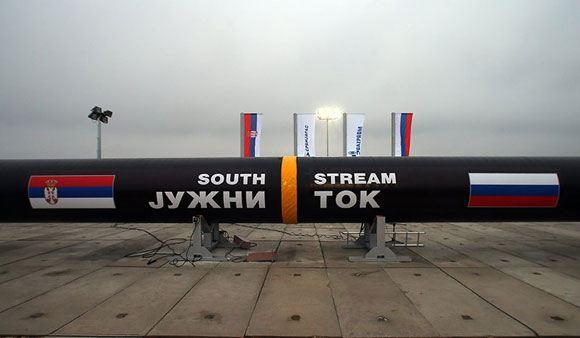 Премьер Украины призывал европейские страны заблокировать «Южный поток»