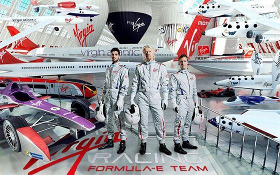 Формула-Е – экологически чистый конкурент Формулы 1