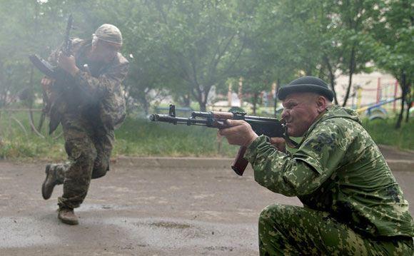 Власти ЛНР хотят захватить местную погранзаставу