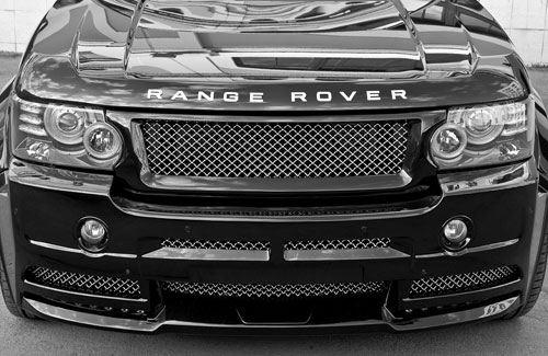 Range Rover - популярная модель для тюнинга