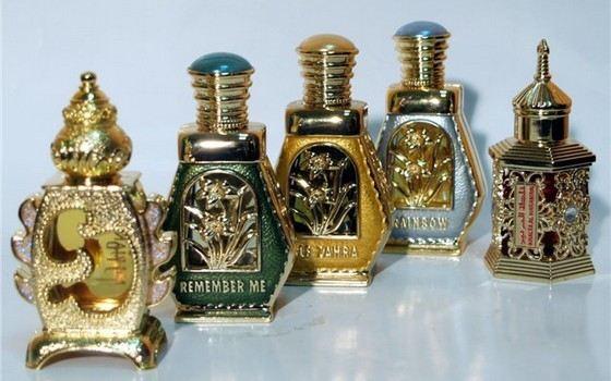 Арабские духи популярны, несмотря на их дороговизну