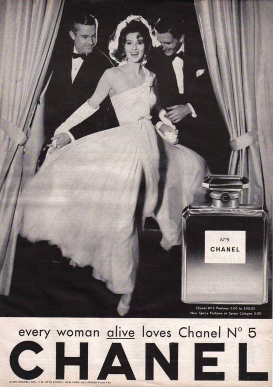 Chanel № 5 традиционно считаются дорогими