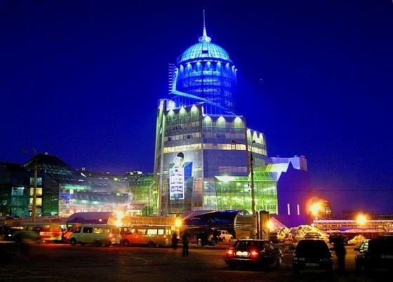 Железнодорожный вокзал в Самаре один из самых красивых и современных в стране