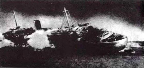Вместе с гибелью судна «Вильгельм Густлов» погибли и несколько тысяч человек