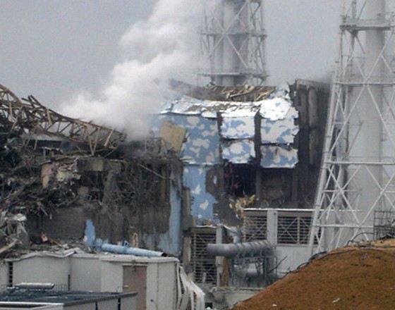 Взрыв на японской АЭС Фукусима стал одной из самых страшных ядерных катастроф
