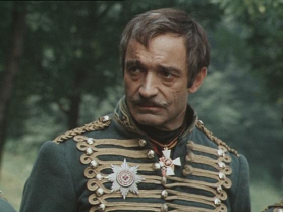 Валентин Гафт - одна из ярких ролей