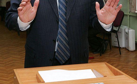 Путин подписал закон о возвращении графы «против всех» на местных выборах