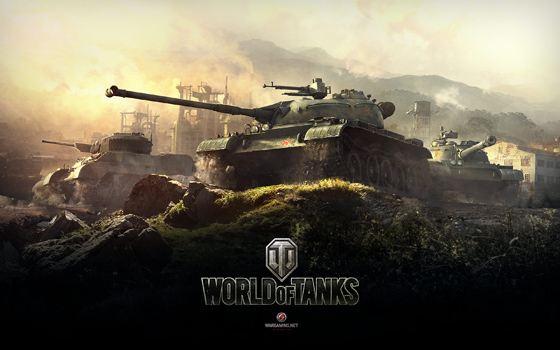 «Мир танков» (World of Tanks) - популярная игра года