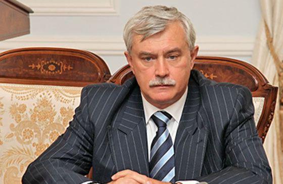 Георгий Полтавченко всерьез заинтересован в иностранном сотрудничестве