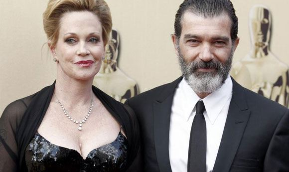 Мелани Гриффит хочет развестись с Антонио Бандерасом