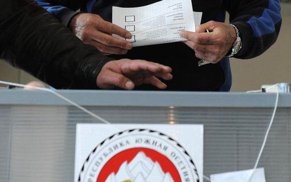 «Единая Осетия» завоевала большинство на выборах в парламент Южной Осетии