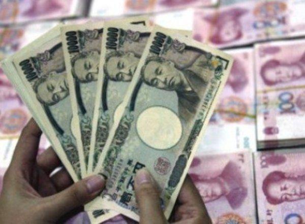 Yuan supplants dollar
