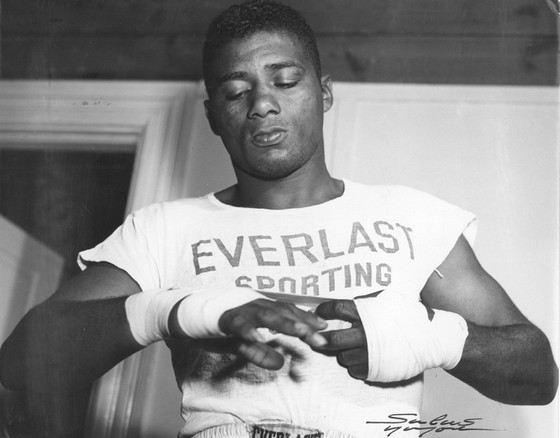 Джеки Филдс самый молодой боксер, ставший олимпийским чемпионом