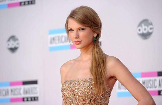 Taylor Swift spoke about her tastes
