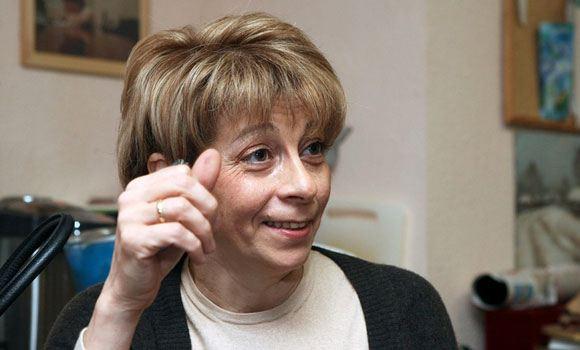 Доктор Лиза пропала в Донецкой области