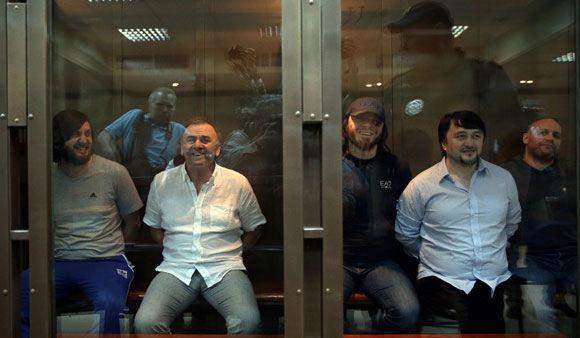 Пятеро соучастников убийства Политковской были приговорены к тюремным срокам