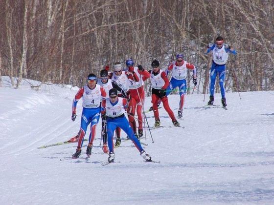 В лыжных гонках часто участвуют спортсмены старше тридцати лет