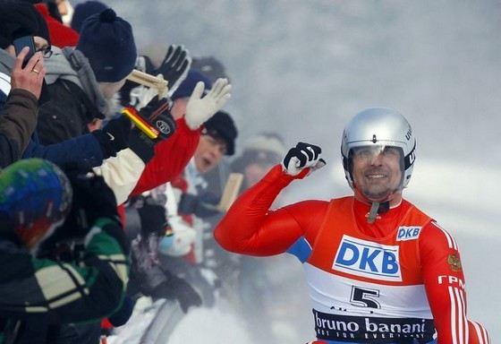 Альберт Демченко рекордсмен - он участвовал в семи олимпиадах