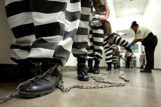 В США существуют специальные колонии для малолетних преступников
