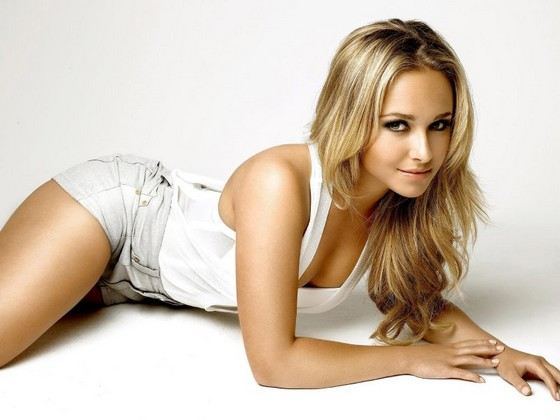 Hayden Panettiere hit the movies when she was less than a year