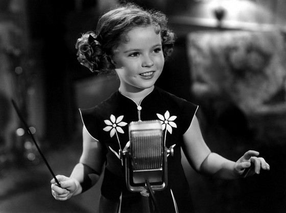 Актриса Ширли Темпл стала знаменитой в 6 лет