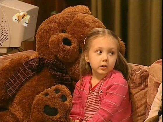 Katya Starshova is one of the most famous Russian little actresses.