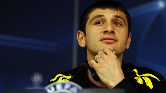 Алан Дзагоев - молодая надежда российского футбола