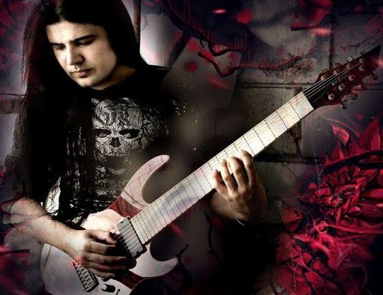 Тьяго Делла Вега - быстрый гитарист-виртуоз