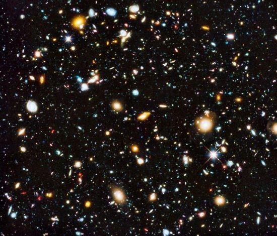 Опубликована наиболее полная фотография Вселенной
