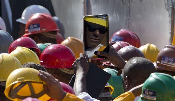 В Рио начались забастовки работников трех аэропортов